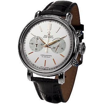 Poljot International Men's Watch Classic Chrono Hand lift 2901.1940211