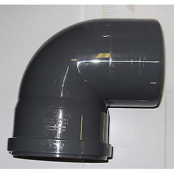 Insérer les raccords des déchets - plient - 90 degrés - 40mm de diamètre