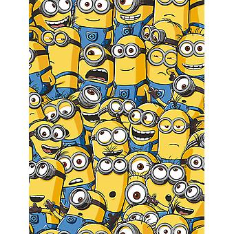 Despicable Me Meer von Minions Wallpaper