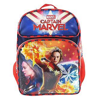 Backpack - Marvel - Captain Marvel - Superhero Girl 16