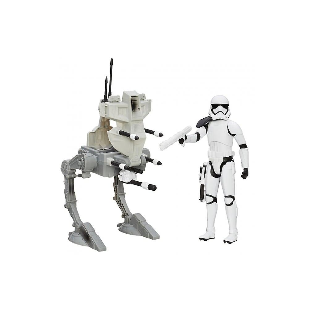 Star Wars E7 12 tums figur & fordon (Riot Control Stormtrooper)