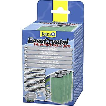 Tetra Easy Crystal No Carbon Filter 250/300 (Pack Of 3)
