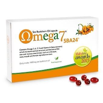 Pharmanord Omega 7 Huile d'argousier Caps 150