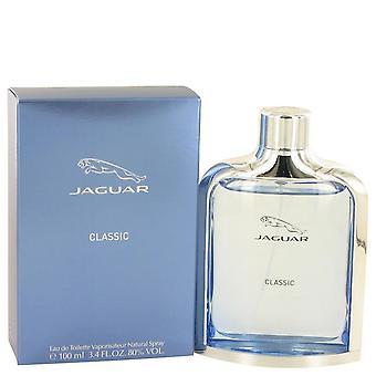 Jaguar klassinen eau de toilette spray jaguar 529893 100 ml