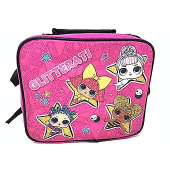 Lunch Bag - LOL Surprise - Glitterati Pink Kit Case New 211822-2