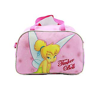 Duffle Bag - Disney - Tinkerbell New Sports Travel Bag Licensed Gifts Toy 28111