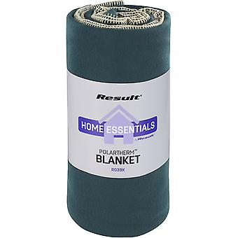 Result Winter Essentials - Polartherm� Blanket Throw - Lovely And Warm