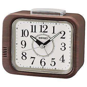 SEIKO ure analog vækkeur QHK046Z
