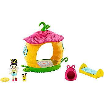 Incannonimals FXM99 Petal Park Beehive Camera Playset