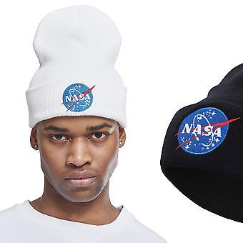 Mister Tea Winter Hat Long Beanie - NASA
