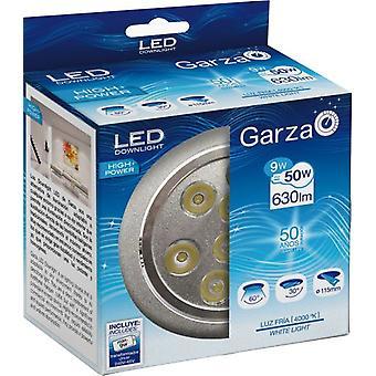 Garza Led Recessed Hp 9W 60 630Lm 40K Aluminum