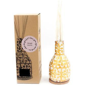 Eura Fragrance diffuser cerámica Eura white moss