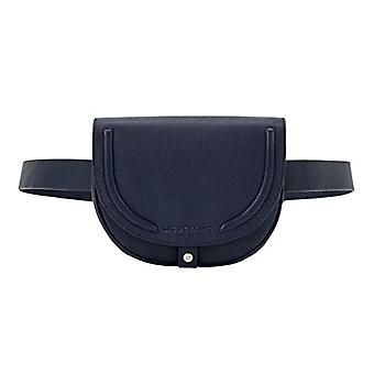 Liebeskind Berlin Round Love Note - Belt Bag Woman Shoulder BagBlue (Mood Indigo) 4x16x20 centimeters (B x H x T)