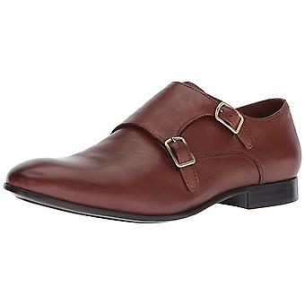 Kenneth Cole New York Men's Mix Monk-Strap Loafer