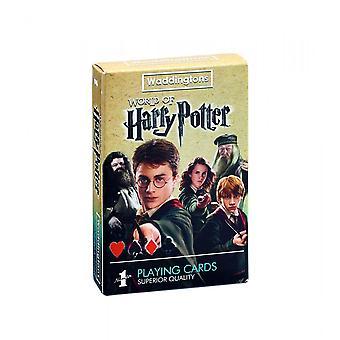 Гарри Поттер игральные карты