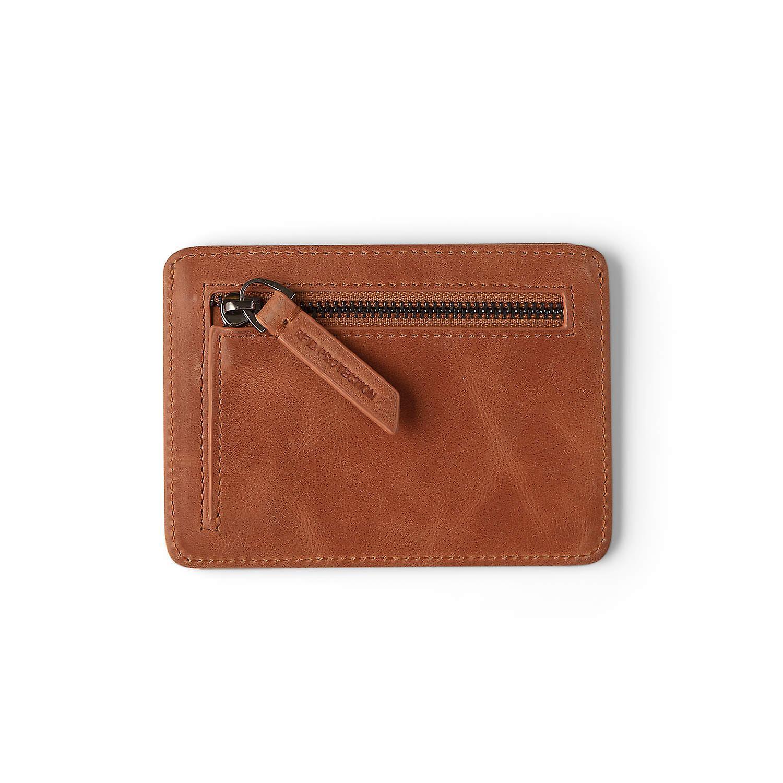 Full RFID blockering | Smidig och elegant plånbok | Oljevaxläder