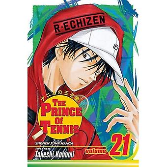 The Prince of Tennis: Volume 21 (Prince of Tennis)