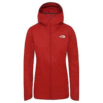 La giacca invernale da donna North Face inisolata