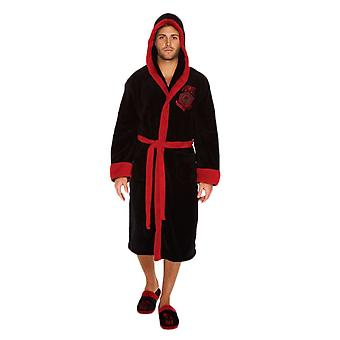Star Wars Kylo Ren Adult Fleece Dressing Gown  - ONE SIZE