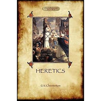 Heretics Aziloth Books by Chesterton & G. K.