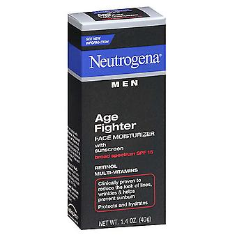 Neutrogena men age fighter face moisturizer, spf 15, 1.4 oz