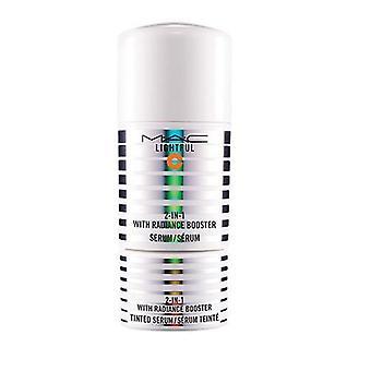 Mac Advents c 2-in-1 met Radiance Booster getinte serum