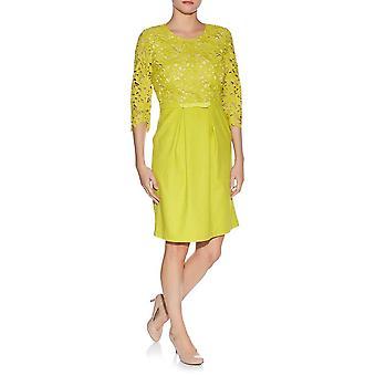 Darling Women's Fleur Lace Sleeve Dress