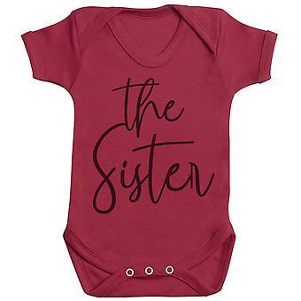 Syskonen - Matchande Barn Set - Baby Bodysuits - Gift Set