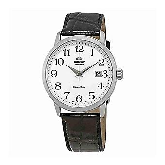 Orient Automatic Analog Man with a leather strap FER27008W0