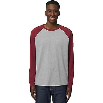 greenT Mens & Womens Organic Catcher Long Sleeve T-Shirt