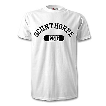 Сканторп Англии City футболка
