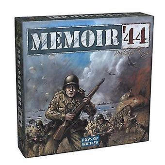 Memoir 44 Board Game 2 Players