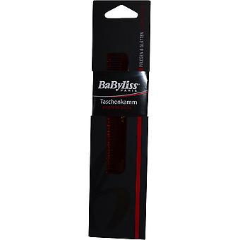 Babyliss Pocket Comb Brown