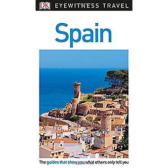DK Eyewitness Spain by DK Eyewitness - 9780241306048 Book