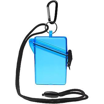 Witz Zobacz to bezpieczny lekka wodoodporna Sport Case - niebieski