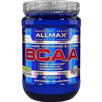 AllMax Nutrition Bcaa 2:1:1 Powder 400 g