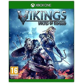 Vikingerne ulve af Midgard Xbox One spil