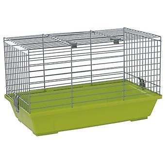 伏尔特雷加笼几内亚猪922灰色(小宠物,笼子和公园)