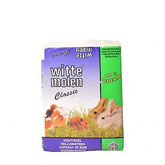Witte Molen Wood chips 14 L (Small pets , Bedding)