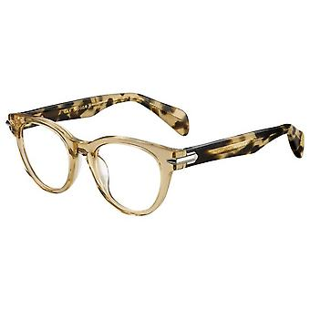 Rag & Bone RNB3003 SCL Yellow Havana Glasses