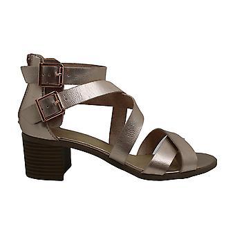 Materiaali Tyttö Naisten Tanska avoin toe rento nilkan hihna sandaalit