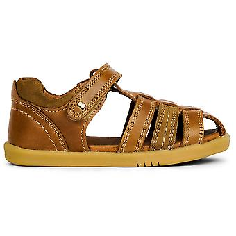 Bobux I-walk Boys Roam Sandals Caramel