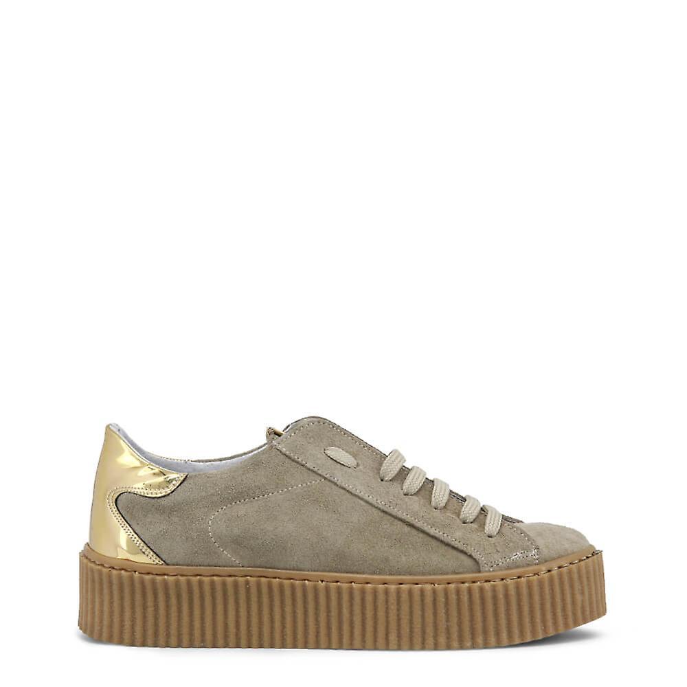 Ana Lublin Original Women All Year Sneakers - Brown Color 30746 mmLXf