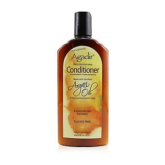 Agadir Argan Oil Daily Moisturizing Conditioner (ideal For All Hair Types) - 366ml/12.4oz