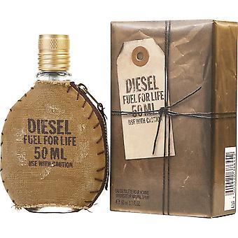 Diesel Fuel For Life Pour Homme Eau de Toilette Spray 50ml