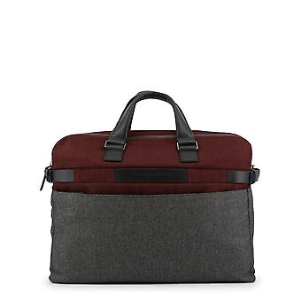 Piquadro Original Men All Year Briefcase - Red Color 32638