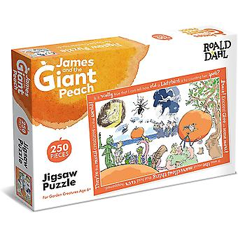 Paul Lamond R Dahl James & Giant Peach 250 Piece Jigsaw Puzzle