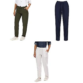 Regatta Womens/Ladies Quanda Coolweave Cotton Trousers