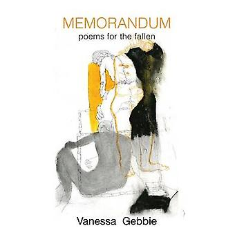 Memorandum Poems for the Fallen by Gebbie & Vanessa