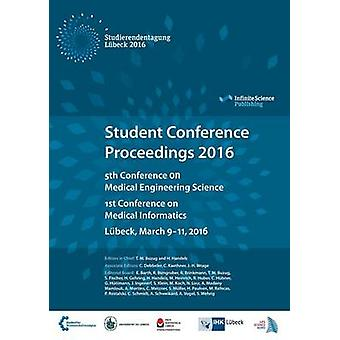 Student Conference Proceedings 2016 by Buzug & Thorsten